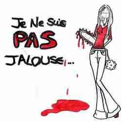 Amour et jalousie - La jalousie  en  amour