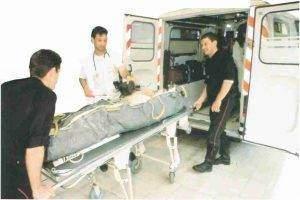 im91 300x200 - Le transport d'un blessé