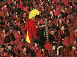 Les f%C3%AAtes bouddhistes - Les fêtes bouddhistes