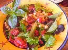 Salade andalouse - Salade andalouse