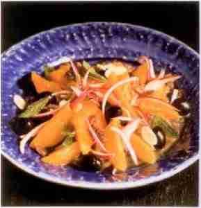 Salade d%E2%80%99oranges  289x300 - Salade d'oranges à l'oignon doux
