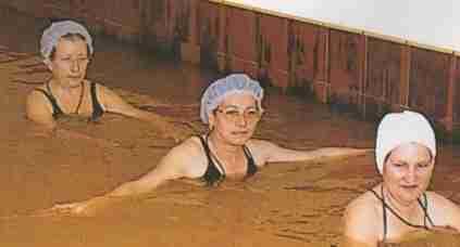 cure - Thermalisme:l'eau guérisseuse