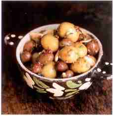olives - Olives marinees