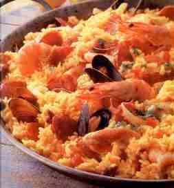 paella - Paella