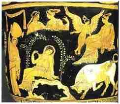 Les Grecs Les amours de Zeus - Les Grecs : Les amours de Zeus