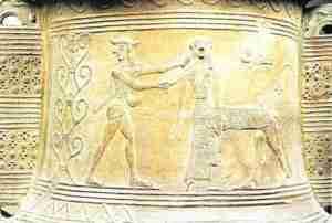 Les Grecs Les dieux des Fleuves et des Mers 300x202 - Les Grecs : Les dieux des Fleuves et des Mers