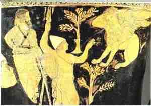 Les héros Grecs Œdipe 300x211 - Les héros Grecs : Œdipe