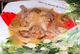 bouillon de volaille - Le bouillon de volaille