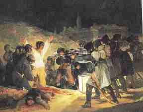 El Tres de Mayo - La première moitié du XIX siècle en Europe