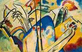 Kandinsky Wassily - L'Art : Kandinsky  Wassily 1866-1944  peintre