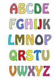 Lalphabet - Jeux d'esprit : L'alphabet