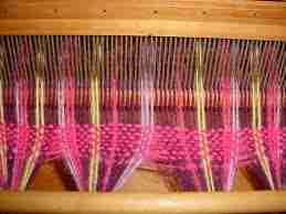 Le tissage - Le vêtement : Le tissage