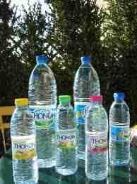 Les eaux minérales sont elles toujours minéralisées - Qu'est-ce qui différencie une eau de source d'une eau minérale ?