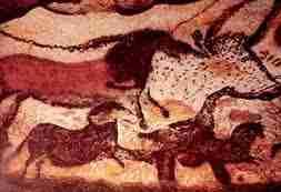 Les peintures de la préhistoire - L'Art : les peintures de la préhistoire