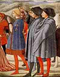 Masaccio Tommaso di Ser Giovanni - L'Art : Masaccio Tommaso di Ser Giovanni, dit 1401-1428  Peintre