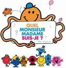 Monsieur Madame - Jeux d'esprit : Monsieur, Madame