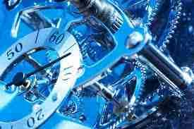 Une horloge universelle Deux difficultes le temps zero et les conditions initiales - Une horloge universelle : Deux difficultés : le temps zéro et les conditions initiales
