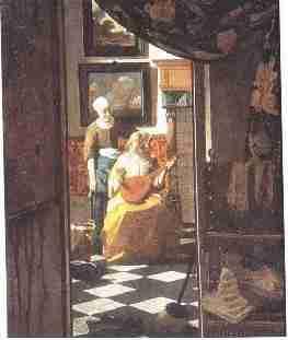 Vermeer - L'art de la Réforme