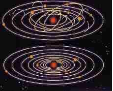 La naissance du système solaire
