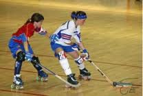 hockey patins roulettes - Le hockey sur patins à roulettes: