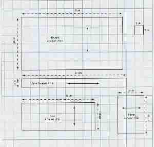 la coupe de cabas en vinyle1 - Le cabas en vinyle