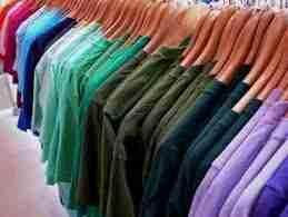 la standarisation - Le vêtement : La standardisation