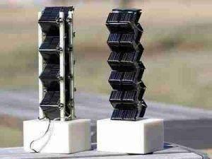 panneaux solaires decouverte 300x225 - Des panneaux solaires en 3D pour produire 20 fois plus d'énergie