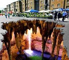 Peinture dans la rue
