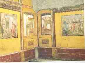 pompei - La peinture murale