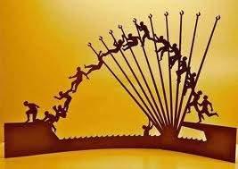 sportimpressionnant - Le saut à la perche