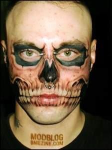 visage 225x300 - Tête de squelette