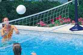 volley ball aquatique - Jeux : Le volley-ball aquatique
