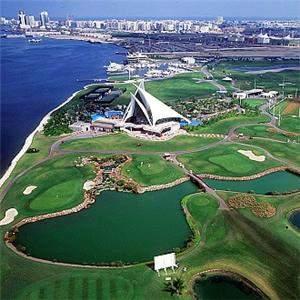 Dubai - Dubai pays de golf