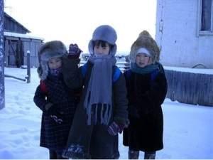 La ville la plus froide au monde