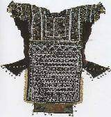 Textiles avec coquillages - Textiles avec coquillages