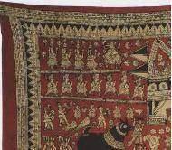 Textiles peints - Textiles peints