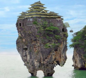 Incroyable architecture