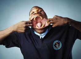 La plus grande bouche