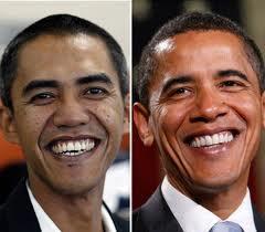 Le sosie d'Obama