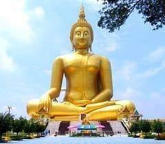 thailande - Le bouddhisme : La Thaïlande