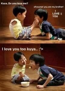 C'est trop touchant !!!