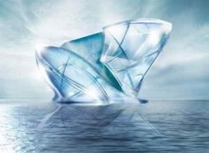 Hôtel de glace à Dubai