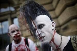 zombie1 300x199 - La parade Zombie