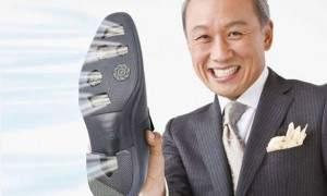 Chaussures avec des ventilateurs