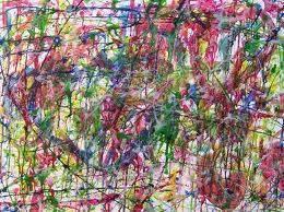 Les Mouvement Dans La Peinture Action Painting Savoirfr
