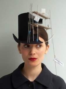 Chapeau de construction