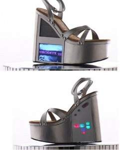 Chaussures modernes