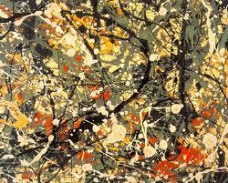 Expressionnisme abstrait - Les mouvements dans la peinture : Expressionnisme abstrait