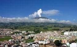 Galeras - Les volcans en Amériques: Colombie