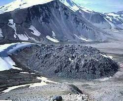 Katmai - Les volcans : Novarupta